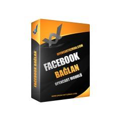 Opencart Facebook Bağlan Modülü