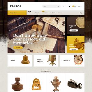 Opencart Antika Malzemeler ve Aksesuarlar Teması Kullanım Kılavuzu