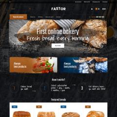 Opencart Fırın Mamulleri ve Ekmek Teması