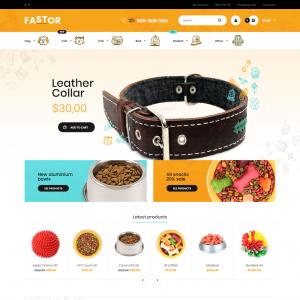 Opencart Pet Shop Malzemeleri Teması Kullanım Kılavuzu