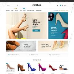 Opencart Bayan Topuklu Ayakkabı Teması