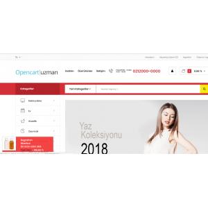 Opencart Son Siparişler Modülü