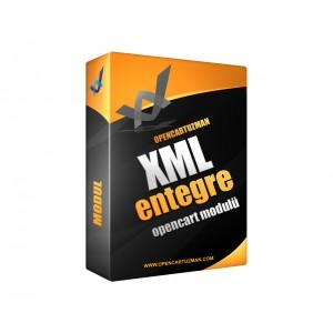 Gelişmiş XML Entegrasyonu Modülü Kullanımı