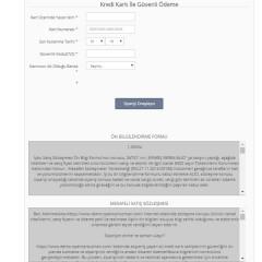 Opencart Dinamik Satış Sözleşmesi
