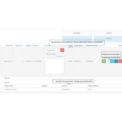 Opencart Sipariş Yönetimi Sayfası Modülü