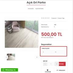 Opencart M2 Fiyat Modülü