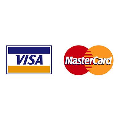 opencart visa mastercard